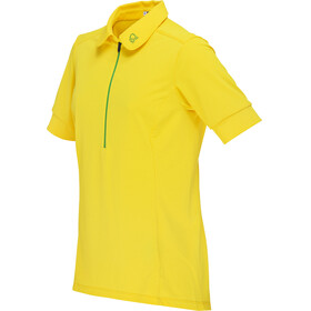 Norrøna fjørå equaliser lighweight T-Shirt Women mellow yellow